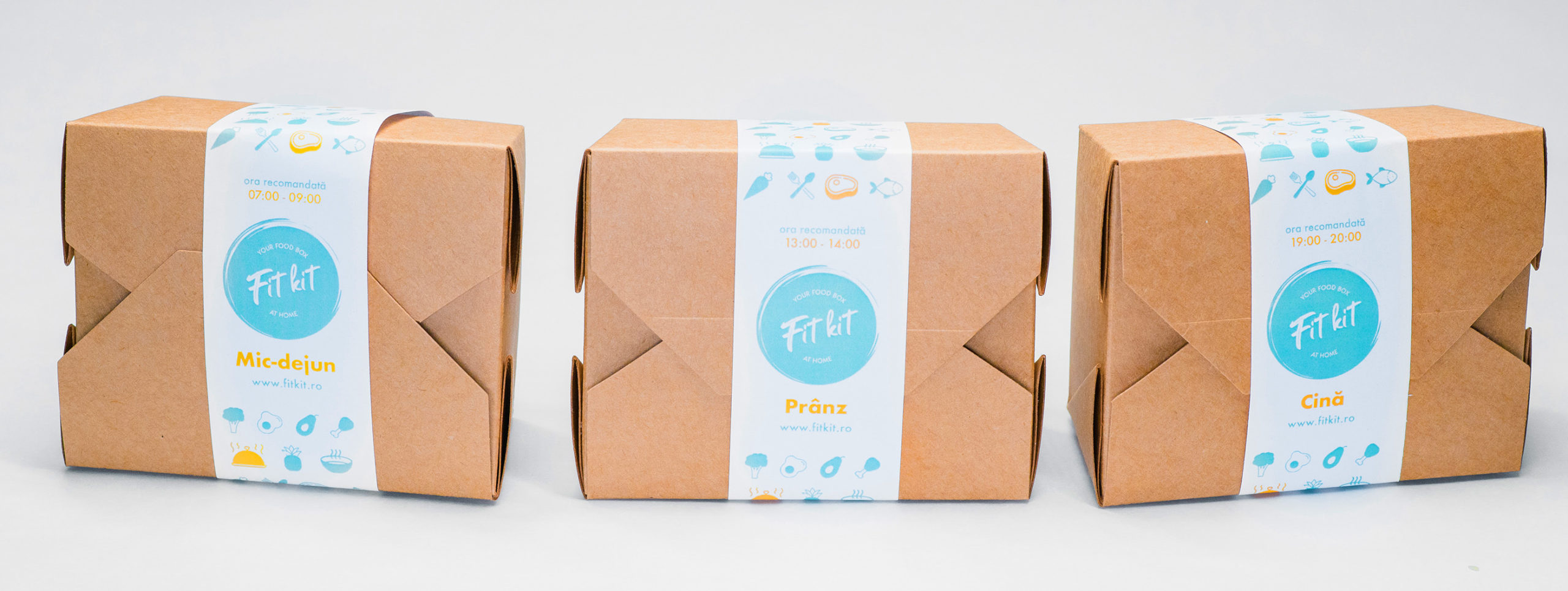 Fitkit packaging